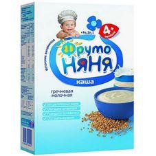 """Каша молочная """"Фрутоняня"""" Гречневая 200 г, 9 шт./уп."""
