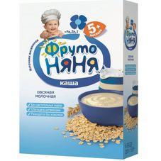 """Каша молочная """"Фрутоняня"""" Овсяная 200 г, 9 шт./уп."""
