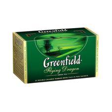 "Чай ""Greenfield Flying Dragon"" 25 пакетиков"