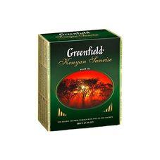 "Чай ""Greenfield Kenyan Sunrise"" 100 пакетиков"
