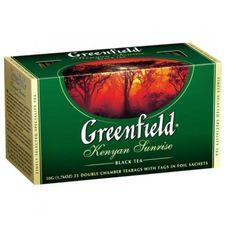 "Чай ""Greenfield Kenyan Sunrise"" 25 пакетиков"