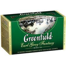 "Чай ""Greenfield Earl Grey"" 25 пакетиков"