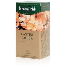 "Чай ""Greenfield Easter Cheer"" 25 пакетиков"