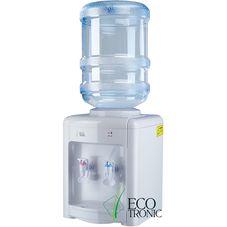 Кулер настольный Ecotronic H2-TE white