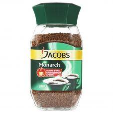 Кофе Jacobs Monarch растворимый, 190 г