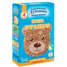 "Каша гречневая ""Бабушкино лукошко"" 200 г, 14 шт./уп."