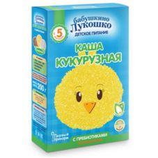"Каша кукурузная ""Бабушкино лукошко"" 200 г, 14 шт./уп."