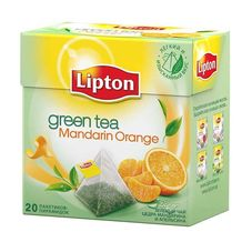 "Чай ""Lipton Mandarin Orange"" 20 пакетиков"