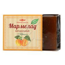"""Мармелад фруктово-ягодный Озерский сувенир натуральный """"Абрикос"""", 320 г"""