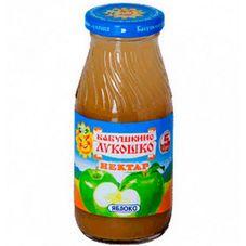 "Нектар ""Бабушкино лукошко"" Яблоко 0,2 л, 6 ст.банок/уп."