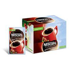 Кофе Nescafe Classic растворимый, 30 шт. в упаковке