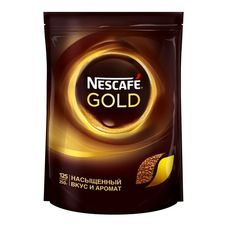 Кофе Nescafe Gold растворимый,  250 г
