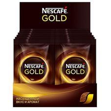 Кофе Nescafe Gold, 30 шт. в упаковке