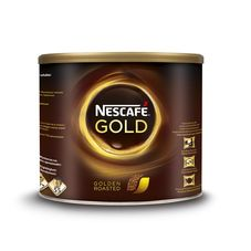 Кофе Nescafe Gold растворимый, 500г