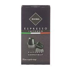 Капсулы кофе Rioba Intenso 10 капсул/упаковка