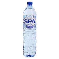 Минеральная вода SPA, негазированная, 1,5л, 1шт.