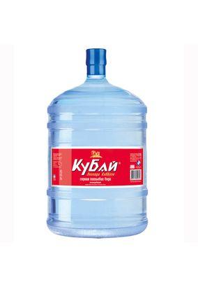 """Питьевая горная вода """"Кубай"""" 19 л"""