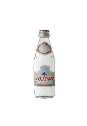 """Минеральная вода """"Acqua Panna"""" негаз стекло 0,25л 6 шт./уп."""