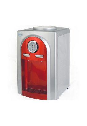 Кулер-чайник AquaWell 95TK CЧ silver/red