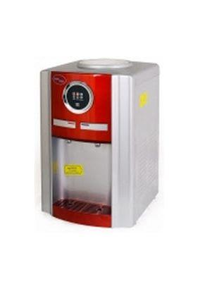 Кулер-чайник AquaWell 99TK CЧ silver/red