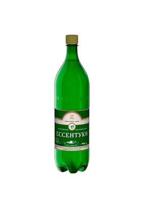 """Минеральная лечебная вода """"Ессентуки-17"""" газ 1,5 л, 6 шт./упаковка"""