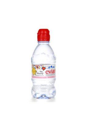 """Минеральная вода """"EVIAN Funny"""" негаз 0,33 л, 12 шт./упаковка"""