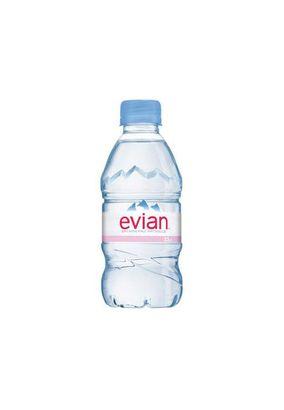 """Минеральная вода """"EVIAN"""" негаз 0,33 л, 1 шт."""