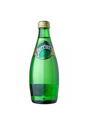 """Минеральная вода """"PERRIER"""" газ стекло 0,75л, 4 шт./упаковка"""