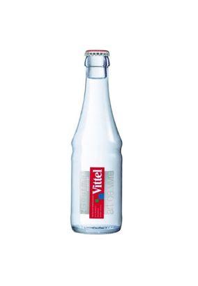 """Минеральная вода """"VITTEL"""" негаз стекло 0,25 л, 24 шт./упаковка"""