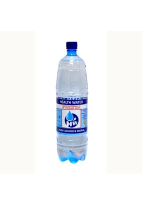 "Питьевая вода ""Health Water""  негаз 1,5 л, 6 шт./упаковка"