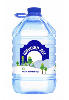 Шишкин Лес 5л
