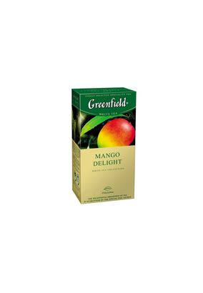 "Чай  ""Greenfield Mango delight"" 25 пакетиков"