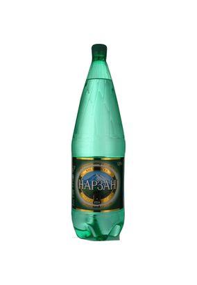 """Минеральная вода """"НАРЗАН"""" природной газации, 1,8л, 6шт./уп."""