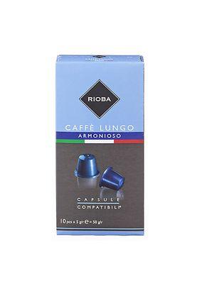 Капсулы кофе Rioba Armonioso 10 капсул/упаковка