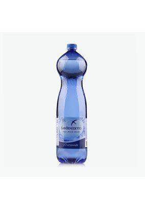 Минеральная вода SAN BENEDETTO газированная, 1,5л, 1 шт.
