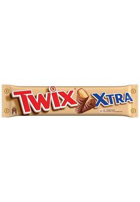 Батончик TWIX Extra, 82г