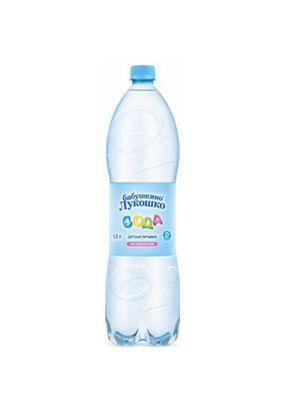 "Вода для детей ""Бабушкино лукошко"" 1,5 л, 6 шт./уп."